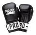 Pro Box Leather 'CLUB ESSENTIALS COLLECTION' Black Sparring Glove Thumbnail