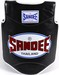 Sandee Authentic Body Shield Synthetic Leather Black/White Kids  Thumbnail