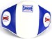 Sandee Velcro Belly Pad - Blue/White Thumbnail