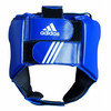 Adidas AIBA Style Training Head Guard Red Thumbnail
