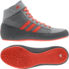 Adidas Havoc Kids Grey/Red Junior Boots Thumbnail
