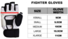 Adidas WT Fighter Gloves Thumbnail