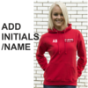 Add Initials/Name to your ST.HELENS Striders product. Thumbnail