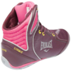 Everlast Strike Ladies Boxing Boots. Bordeaux/Pink Thumbnail