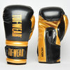 Tuf Wear Victor Training Boxing Gloves, Black/Gold Thumbnail
