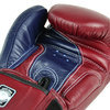 BGVL8 Twins Navy-Maroon 2-Tone Boxing Gloves Thumbnail