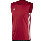 View the Adidas Box Tank Classic Mens Red/White, XS and M ONLY online at Fight Outlet