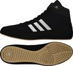 View the Adidas Havoc Boxing/Wrestling Boot Black/White online at Fight Outlet