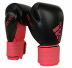 Adidas Hybrid 200 Boxing Gloves Red