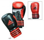 Adidas Power 200 Duo Boxing Gloves Shiny