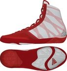 View the Adidas Pretereo III Boot, Red online at Fight Outlet