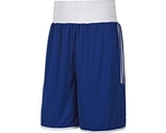 View the Adidas Rev Punch Short Blue/ Red  online at Fight Outlet