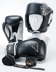 View the Carbon Claw AMT Boxing Set Black  online at Fight Outlet