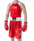 View the Carbon Claw AMT Premium Club Vest Red online at Fight Outlet