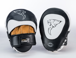 View the Carbon Claw Recoil RX-7 Hook and Jab Pads Curved White/Black/Gold  online at Fight Outlet