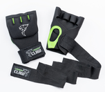 View the Carbon Claw Arma AX-5 Neoprene Gel Wrap Black/Green  online at Fight Outlet