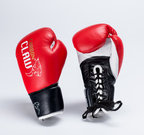 Carbon Claw Pro Fight Glove - Tigris Sondaica Red