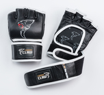 View the Carbon Claw Pro Grappling Glove Competition 4oz Black/White online at Fight Outlet