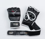View the Carbon Claw Razor RX-7 Pro Grappling Glove Training Black/White online at Fight Outlet