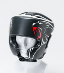 View the Carbon Claw Pro Head Guard Top Protect Black/White  online at Fight Outlet
