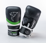 Carbon Claw Arma AX-5 Punch Mitt, Black/Green