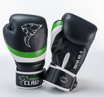 View the Carbon Claw Arma AX-5 Sparring Glove Black/Green   online at Fight Outlet