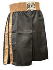 View the Cleto Reyes Boxing Shorts Black And Gold online at Fight Outlet