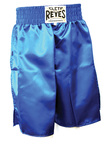 View the Cleto Reyes Boxing Shorts Blue  online at Fight Outlet