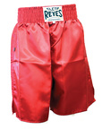 View the Cleto Reyes Boxing Shorts Red online at Fight Outlet