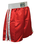 View the Cleto Reyes Boxing Shorts Red White online at Fight Outlet