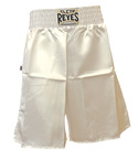 View the Cleto Reyes Boxing Shorts White  online at Fight Outlet