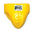 View the Cleto Reyes Foul Proof Groin Protector Yellow  online at Fight Outlet