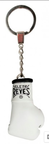 View the Cleto Reyes Boxing Glove Key Ring White  online at Fight Outlet