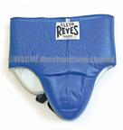View the Cleto Reyes Kidney and Foul protector Blue online at Fight Outlet