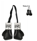 View the Cleto Reyes Mini Boxing Gloves Black  online at Fight Outlet