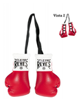 View the Cleto Reyes Mini Boxing Gloves Red  online at Fight Outlet