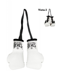 View the Cleto Reyes Mini Boxing Gloves White online at Fight Outlet