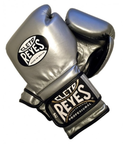 View the Cleto Reyes Sparring Gloves - Platinum online at Fight Outlet