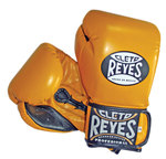 View the Cleto Reyes Universal Training Boxing Glove Yellow online at Fight Outlet