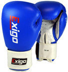 Exigo Club Pro Sparring Gloves Blue