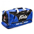 View the BAG2 Fairtex Blue Heavy Duty Gym Bag online at Fight Outlet