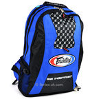 View the BAG4 Fairtex Blue Rucksack Gym Bag online at Fight Outlet