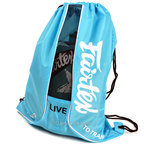 View the BAG6 Fairtex Sky Blue Sach Bag online at Fight Outlet