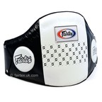 View the BPV1 Fairtex Pro Leather Belly Pad online at Fight Outlet
