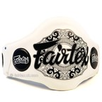 View the BPV2 Fairtex White Light-Weight Belly Pad online at Fight Outlet