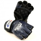 View the FGV12 Fairtex Black Ultimate MMA Gloves online at Fight Outlet