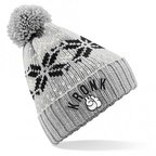 View the Kronk Bobble Ski Hat Grey online at Fight Outlet