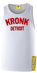 View the Kronk Detroit Training Vest White online at Fight Outlet