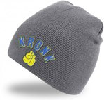 View the Kronk Gloves Beanie Hat Grey online at Fight Outlet