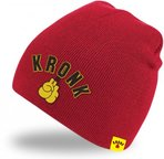 View the Kronk Gloves Beanie Hat Red online at Fight Outlet